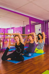Хатха - йога в студии танца Фрейя