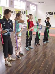 Боевая самооборона и фехтование для детей