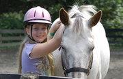 БЕСПЛАТНЫЕ занятия верховой ездой для детей (9-17лет)